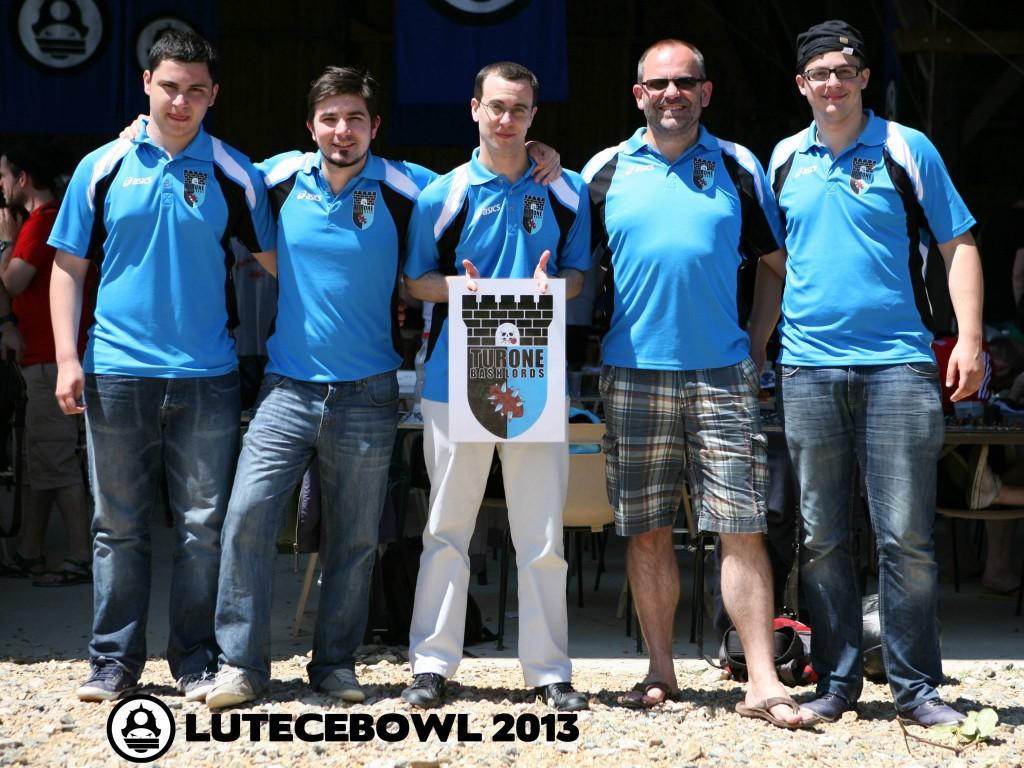 TB Lutèce Bowl