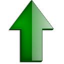 Fleche-gauche-vert-icon